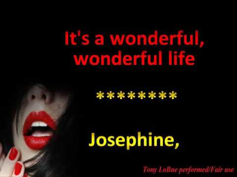 WONDERFUL LIFE - JOSEPHINE (medley cumbia) KARAOKE
