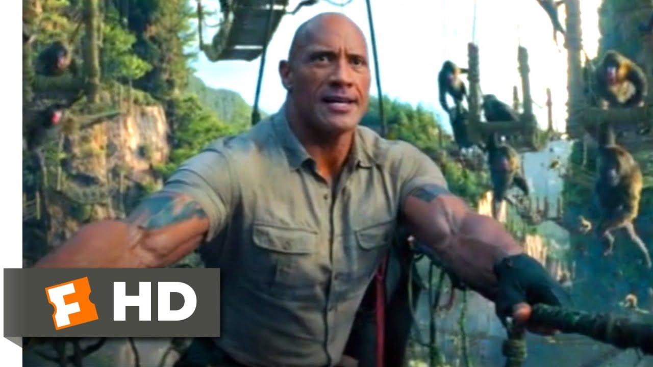 Download Jumanji: The Next Level (2019) - Rope Bridge Chase Scene (3/10) | Movieclips