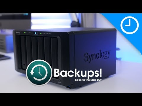 Back to the Mac 009: Synology NAS Time Machine backups! [9to5Mac]