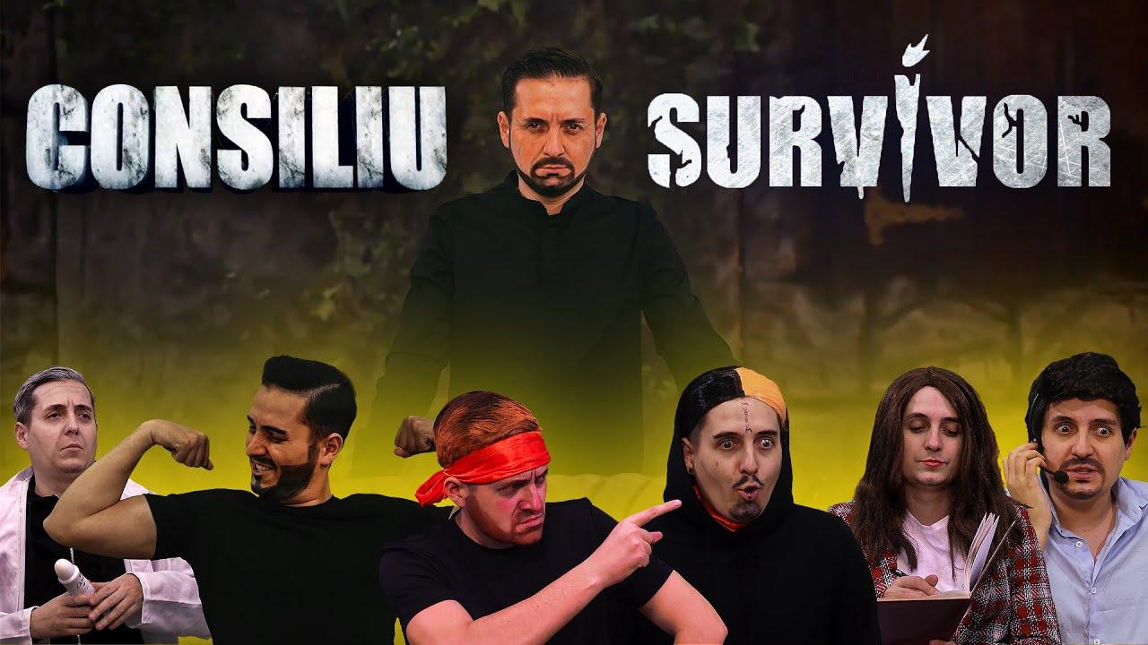 SURVIVOR ROMANIA 2021 - Ep.3 (parodie)