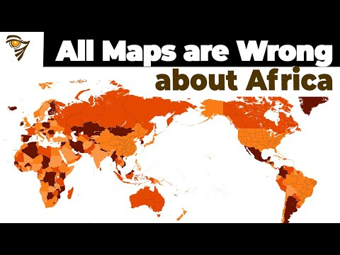 Why All Maps are Wrong about Africa