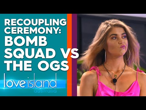 OG Girls Come Face The Bomb Squad In Shock Recoupling Ceremony | Love Island Australia 2019