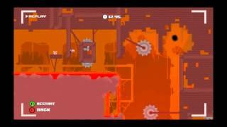 Super Meat Boy 4-18x Sag Chamber Kid 13.65 secs