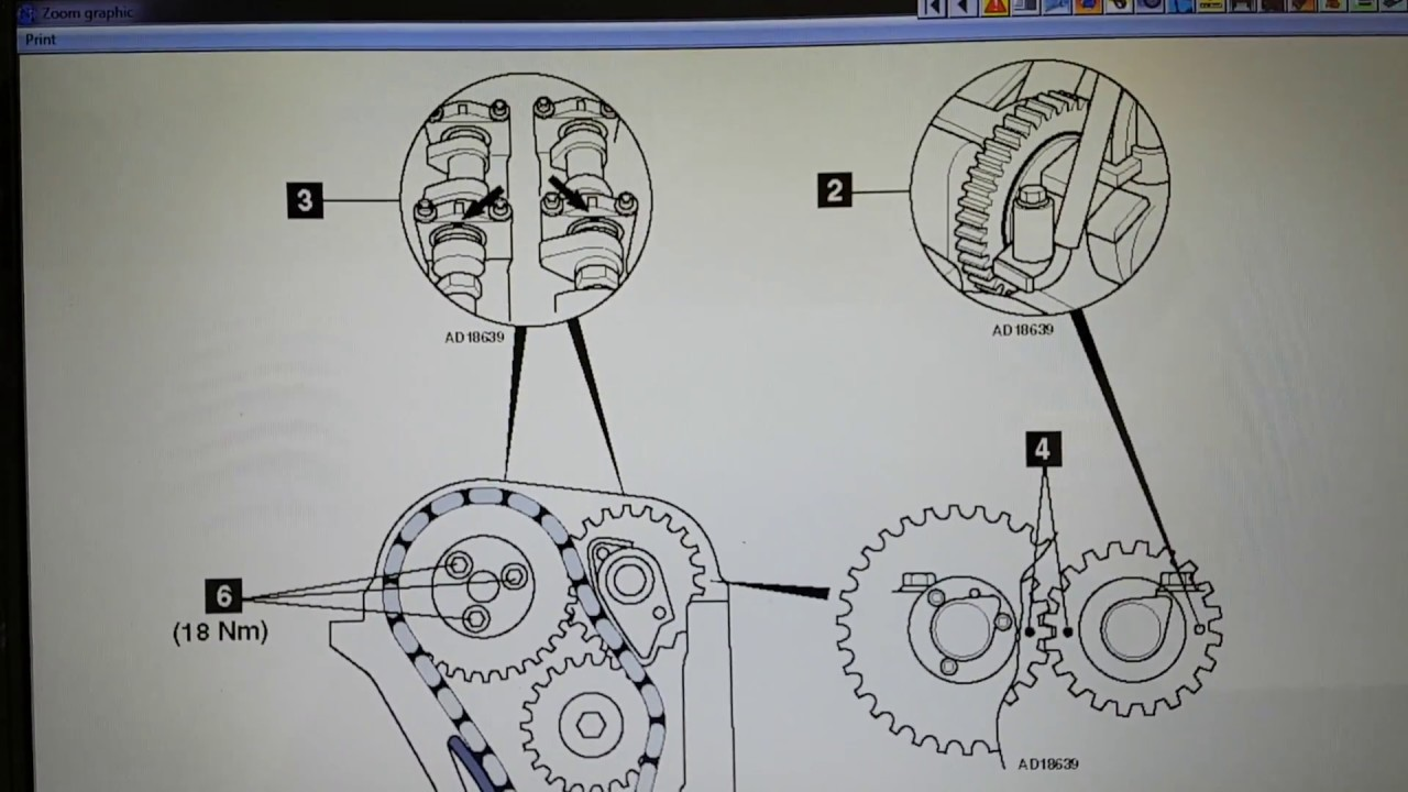 Mercedes Benz C200 CDI Timing Chain Diagram Diesel  YouTube
