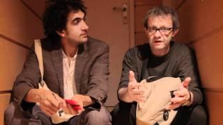 EXPERIMENTACLUB 10. Vamos a probar sonidos: Tarek Atoui / Livio Tragtenberg