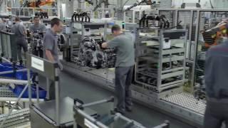 Porsche 911 Montage Moteur