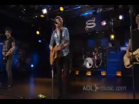 Boys Like Girls - Two Is Better Than One (AOL Sessions)