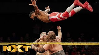 Viking Raiders vs. Street Profits – NXT Tag Team Title Match: May 15, 2019