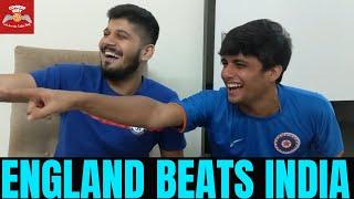 India Loses To England | INDIA vs ENGLAND | World Cup 2019 | Crown Cricket Ka