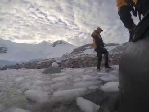 Continent Landing - Neko Harbor - Antarctica