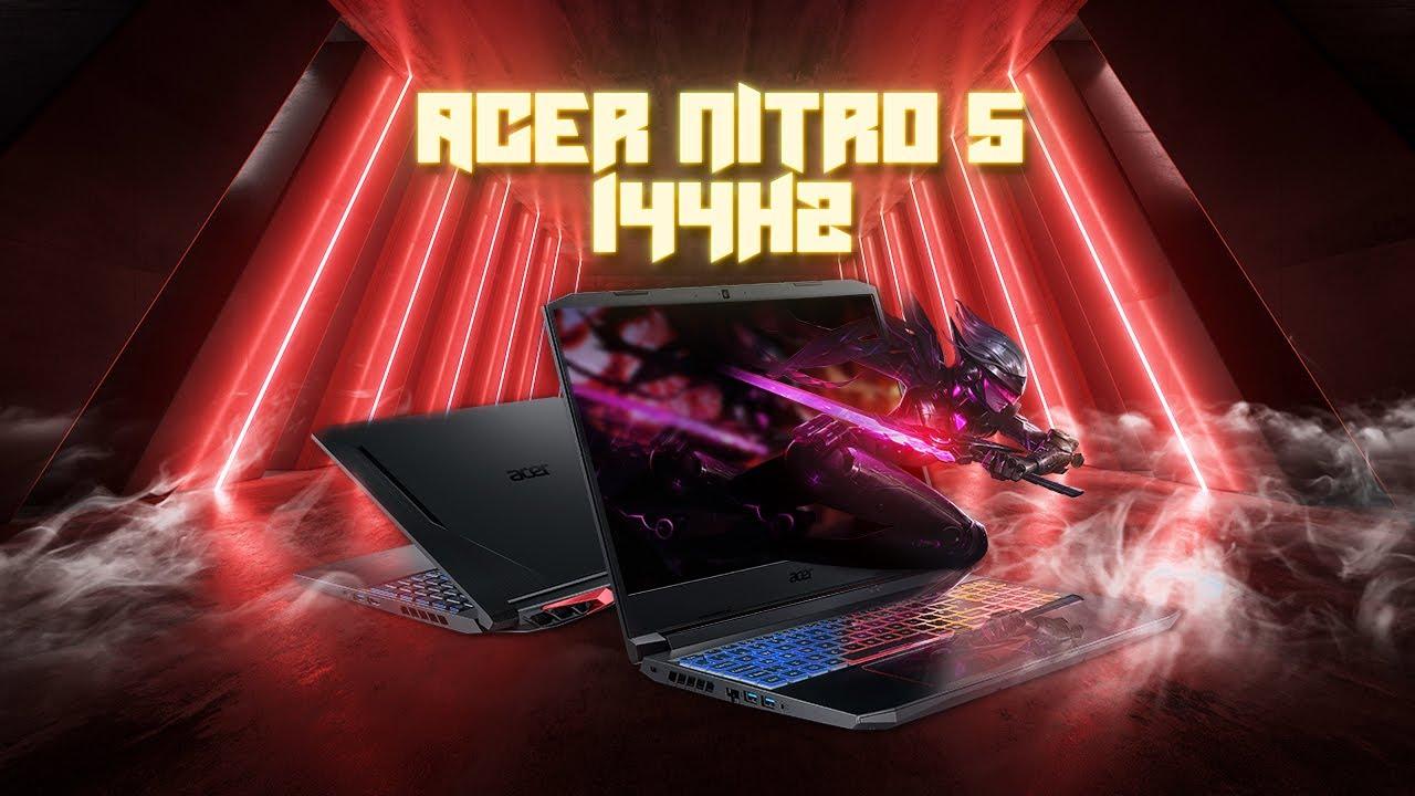 Nitro 5 2020 - Cuối cùng thì Acer cũng đã trang bị màn 144Hz rồi   An Phat PC