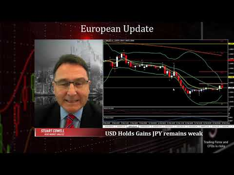 USD holds gains JPY remains weak | February 12, 2019