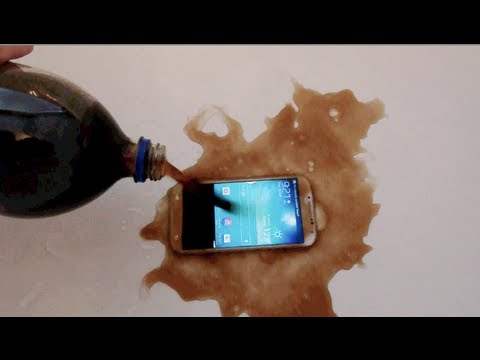 Samsung Galaxy S4 + Pepsi = Awesomeness!