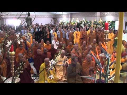 12-12-2012 Le Tho Tang Dai Lao Hoa Thuong Thich Ho Giac