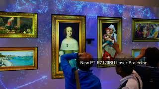 4k Museum Experience | Panasonic InfoComm 2018