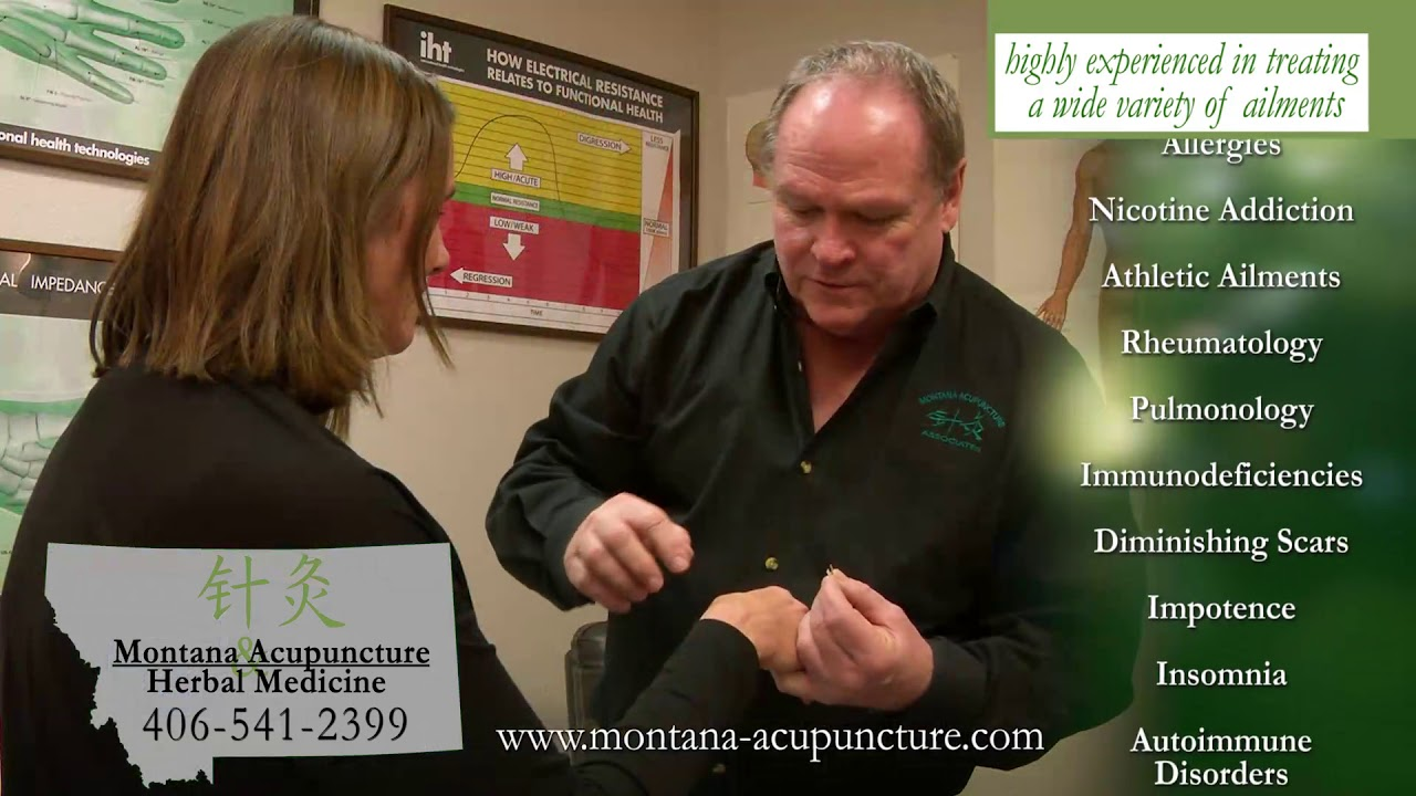 MT Acupuncture & Herbal Medicine Best Health 2020 TV 15 #Herbalmedicine