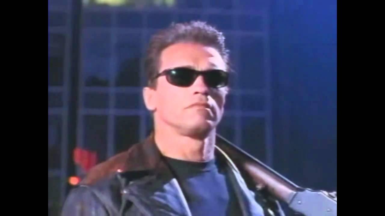 e228360868 Guns N Roses vs. The Terminator - YouTube