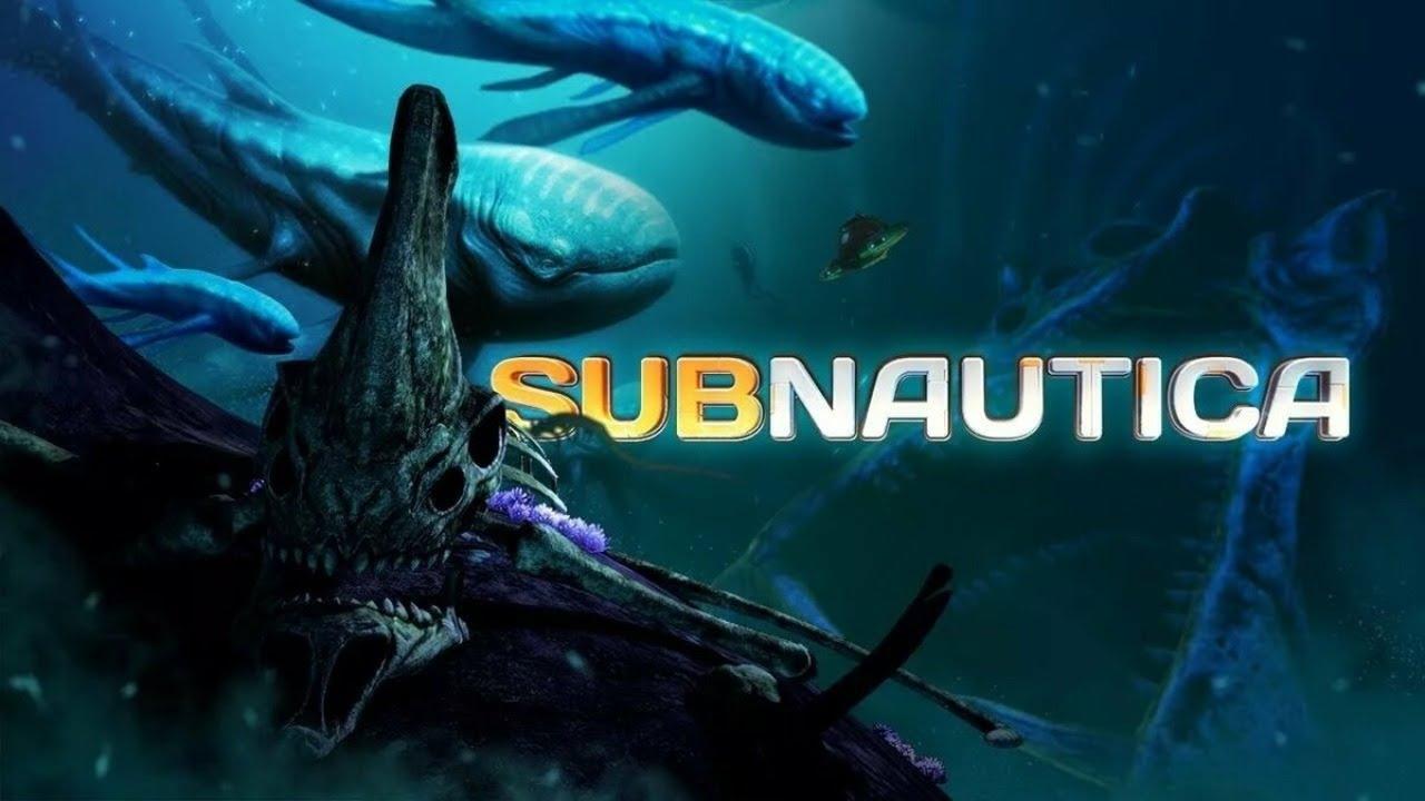 Стрим [Subnautica] Разговариваем | Проходим Subnautica с самого начала!