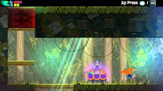 [PC] Guacamelee! Gold Edition Прохождение / Walkthrough part 1