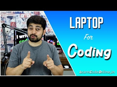 Best laptops for programming in 2019