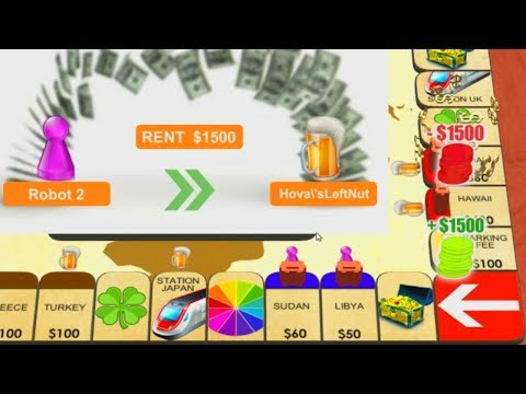 I BOUGHT HAWAII & DUBAI! Monopoly With Speedy! (Rento Fortune - Multiplayer Board Game)