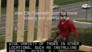 Carpentry Career Overview