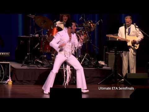 The Ultimate Elvis Tribute Artist Contest