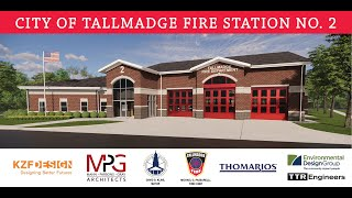 Preview of stream Live Fire Station 2 Construction - Tallmadge, Ohio