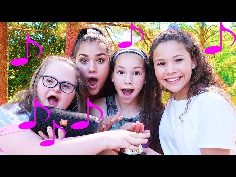 Guess That Song Challenge! *MattyBRaps Edition* (Sarah & Haschak Sisters)