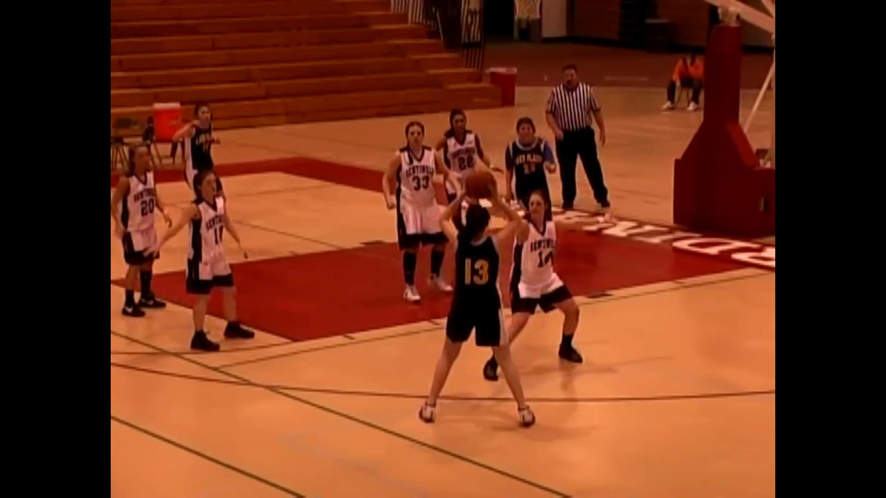 Ticonderoga - Lake Placid Girls C S-F  2-27-09