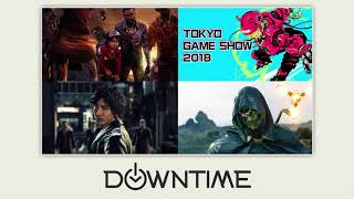 DOWNTIME PODCAST: Episode 72 - Tokyo Game Show 2018 Podcast with a Pumpkin Spice Latte