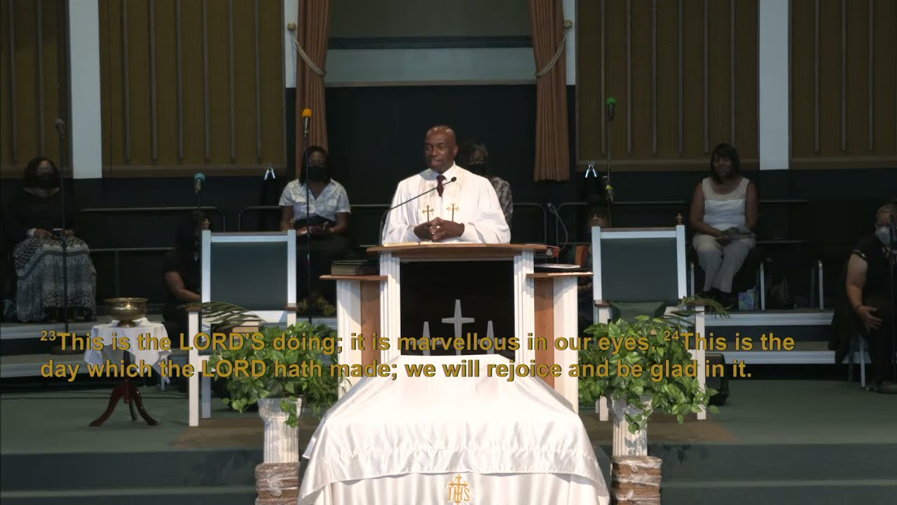 Jesus, the Cornerstone of Our Faith by Rev. Bennie B. Ford