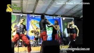 Lola - La Timba - Rumba De Mr SwinG - Retablo Park 07-08-11