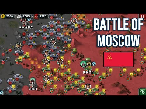 DEFENSE OF MOSCOW [WORLD CONQUEROR 3 EXTENDED MAP MOD]