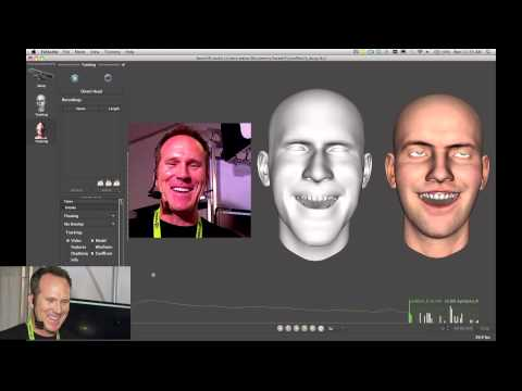 Faceshift: Markerless Motion Capture