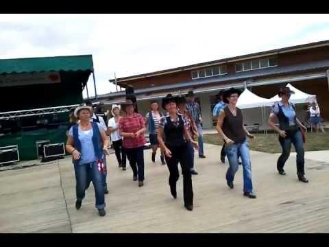 Cowboy Boogie line dance