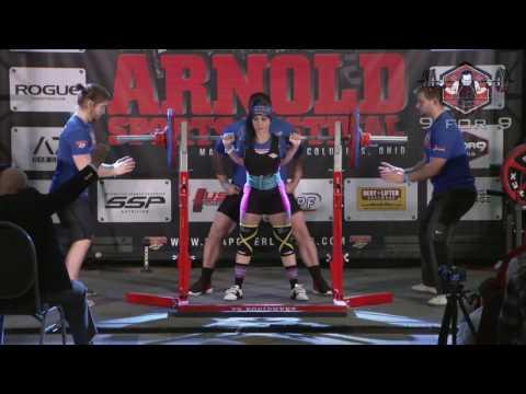 NAPF Slingshot Pro American at 2017 Arnold Sports Festival