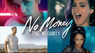 No Money (The Megamix) – Justin Bieber · KPerry · AGrande & More (T10MO)