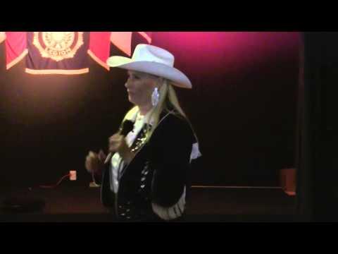 Alabama TalentQuest Regional Finals, Country - Lone Esch - Help Me Make It Through the Night