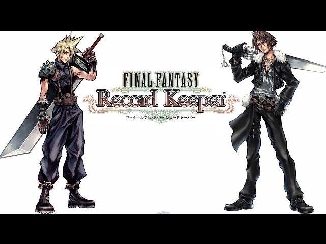 Final Fantasy: Record Keeper - Review - Quantum Indica