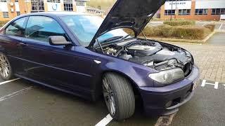 BMW 320CD E46 OEM  REVIEW