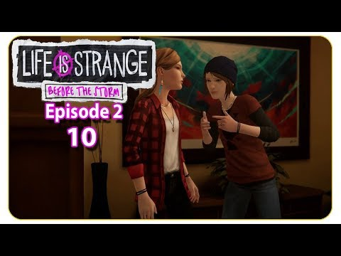 Zu Besuch bei den Ambers #10 Life is Strange: Before the Storm [Episode 2] - Let's Play