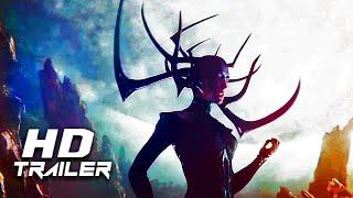 "Trailer 2: Thor Ragnarok / Phase 3 (2017) ""The Fall of Asgard"" Chris Hemsworth (FanMade)"