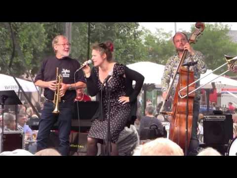 Copenhagen Jazz Festival 2016 - Majken & Fjeldtetten  1/