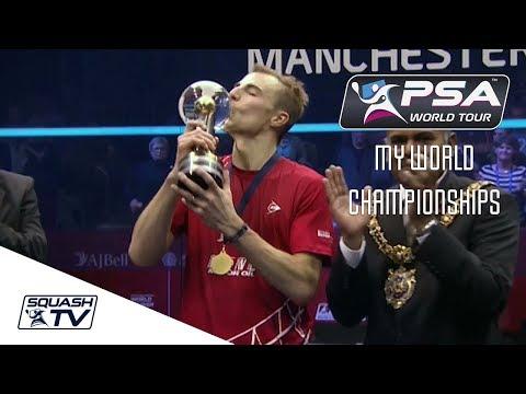 Squash: My World Championships - Nick Matthew -  3x Champion