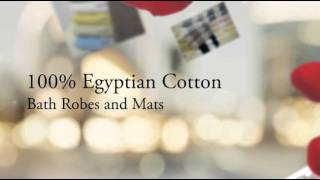High Quality Egyptian Cotton Comforter Set -- Cotton Towels Thumbnail