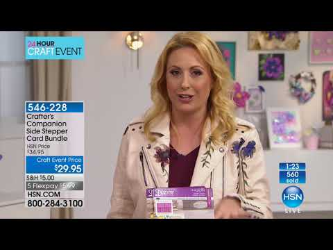 HSN | Craft Event Finale 01.10.2018 - 11 PM
