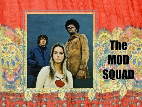 The MOD SQUAD ☮ & ♥ 2 Themes ✿ AL CAIOLA ♥ Julie ♥ Pete ♥ Linc