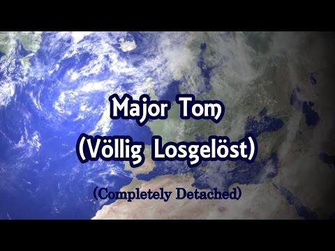 Major Tom (Völlig Losgelöst)