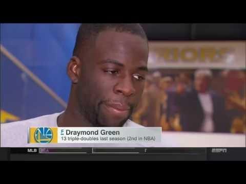Draymond Green & Steve Kerr on Kevin Durant joining Warriors | July 7, 2016